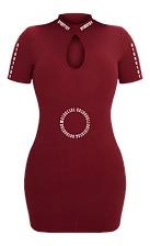 Binary red dress front 2 ME logo.png