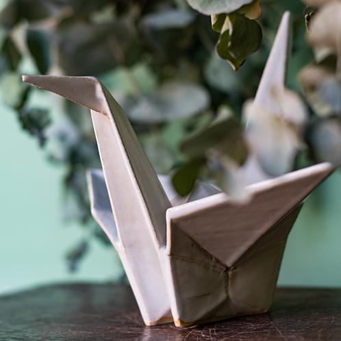 Tsuru de Cerâmica