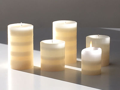 soya candles strip tease collection