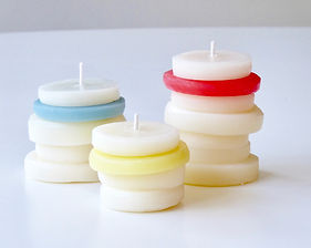 Bougies de voyages soya wax new candles