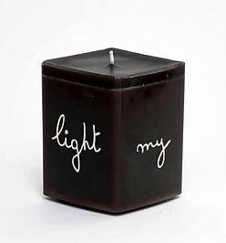 Light my fire candles