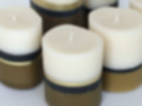 soya candles Merveilleuses collection