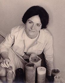 Eliane de Vielcroix , cirière