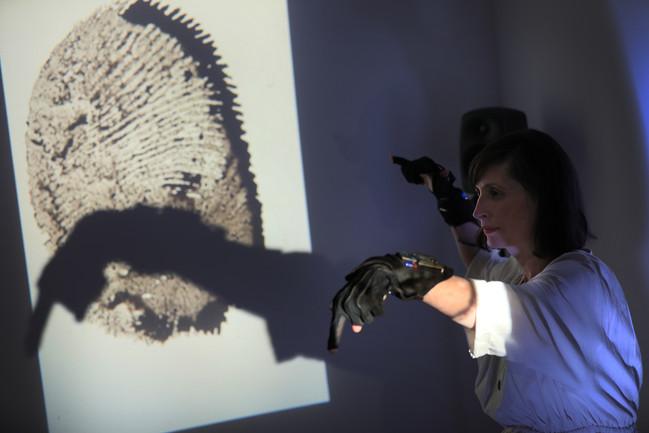 Olivia Louvel (member of team behind project) 54 Bones