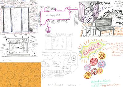 Creative responses from Elephant & Castle