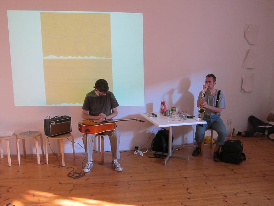 Arthur Vidal & Yiorgis Sakellariou - We're on a mission