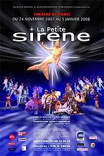 Anthony Fabien joué le rôle du Prince dans la Comédie Musicale La Petite Sirène