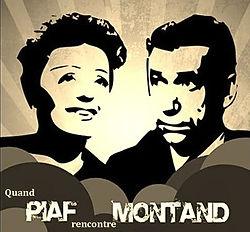 Anthony Fabien est l'interprète sur le nouveau spectacle Quand Piaf rencontre Montand