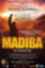 Anthony Fabien a crèe et interprèté l'un des rôles d'ensemble dans Madiba le spectacle Musical sur Nelson Mandela