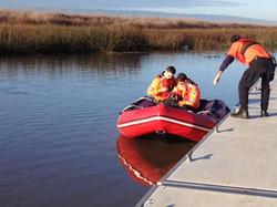 San Jose Search and Rescue Boats