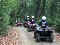 San Jose Search and Rescue ATVs