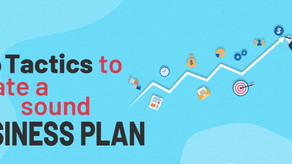 8 TACTICS TO CREATE A SOUND BUSINESS PLAN