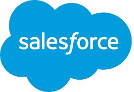 Shiny new Salesforce logo
