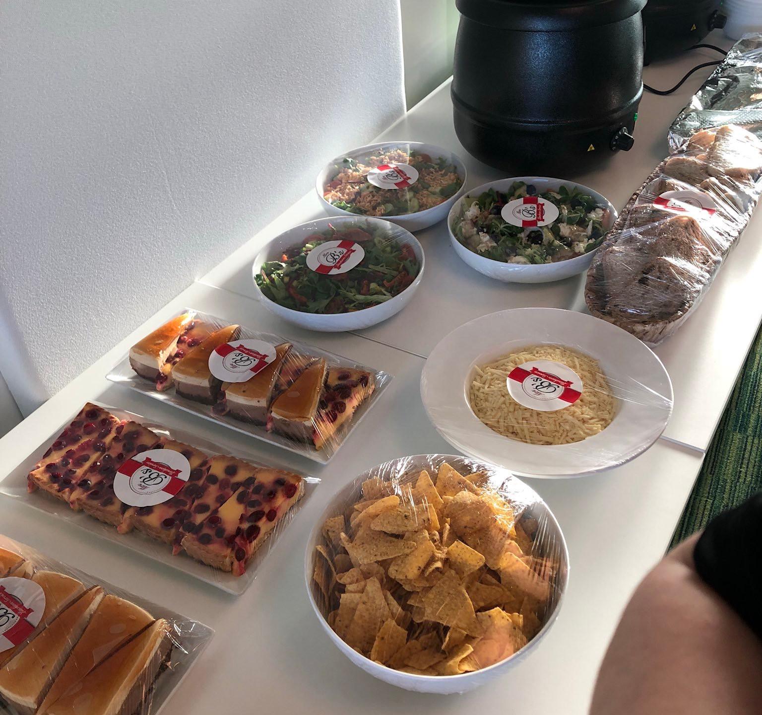 Mrs. B's Luncheons