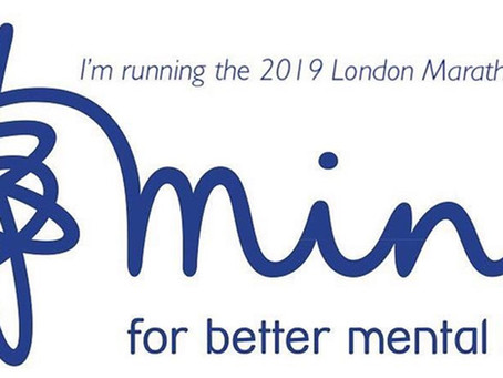 oe:gen's MD is running the 2019 London Marathon in aid of Mind