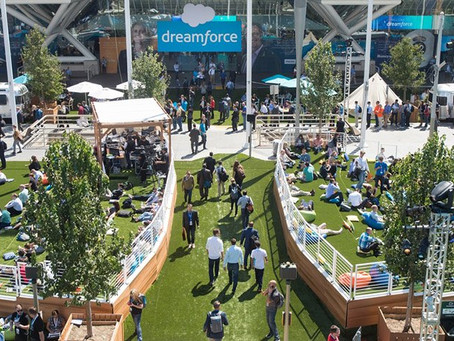 What we're looking forward to at Dreamforce '17