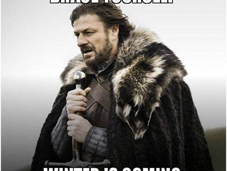 Brace yourself! Winter is coming (for Salesforce)
