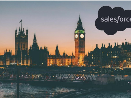 EVENT ALERT: Salesforce World Tour 2017 — May 18th