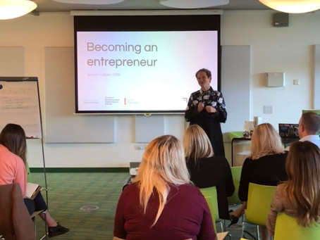 What we learned at the Nottingham Salesforce Women in Tech