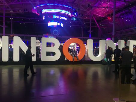 What we're looking forward to at Inbound '17