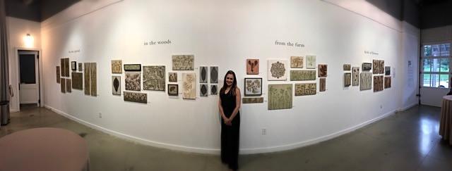 Art Show Grange Hall Serenbe
