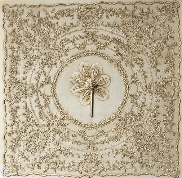 The Promise of Love: Dhalia & Wedding Handkerchief