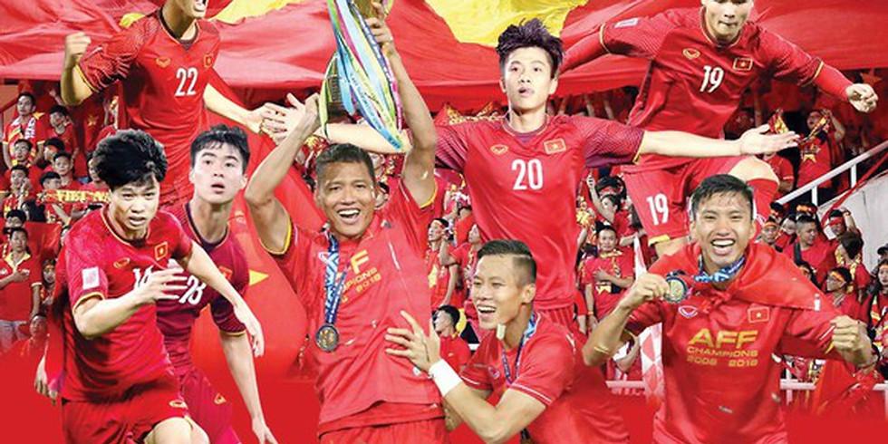 Match de Foot - L'équipe du Vietnam