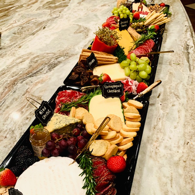 Charcuterie & Fromage Board