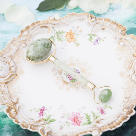 Beauty spotlight-Jade Roller