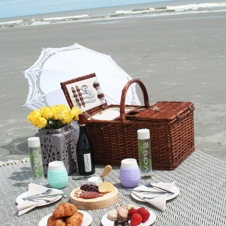 the Perfect Spring Picnic