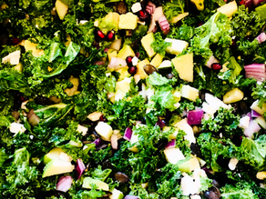 Kale Yeah! Apple Kale Salad Recipe