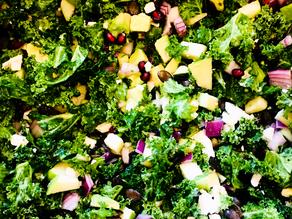 Kale Yeah! Apple Kale Salad Recipe