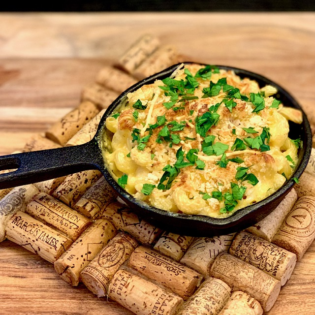 Cast Iron Mac & Cheese