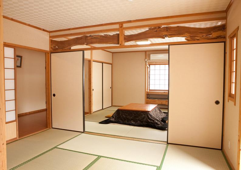 お部屋 Rooms
