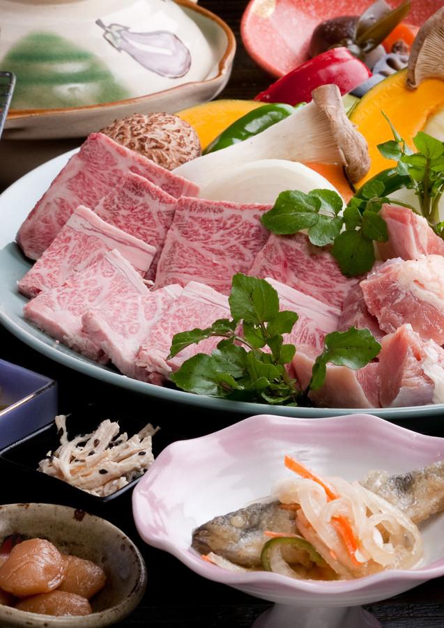 お料理 Foods