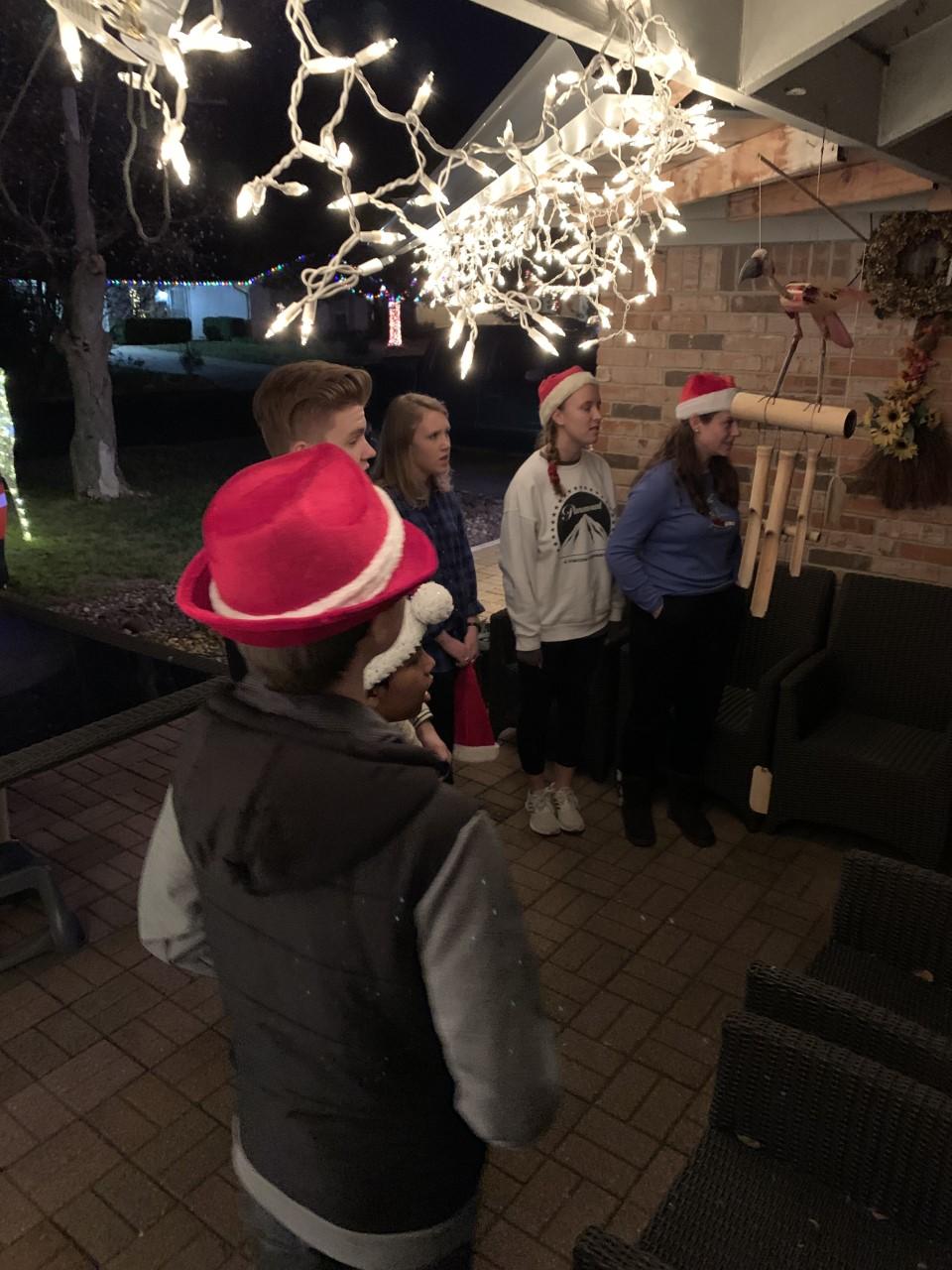 Caroling 2019