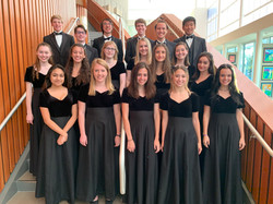 Region Choir members 2019