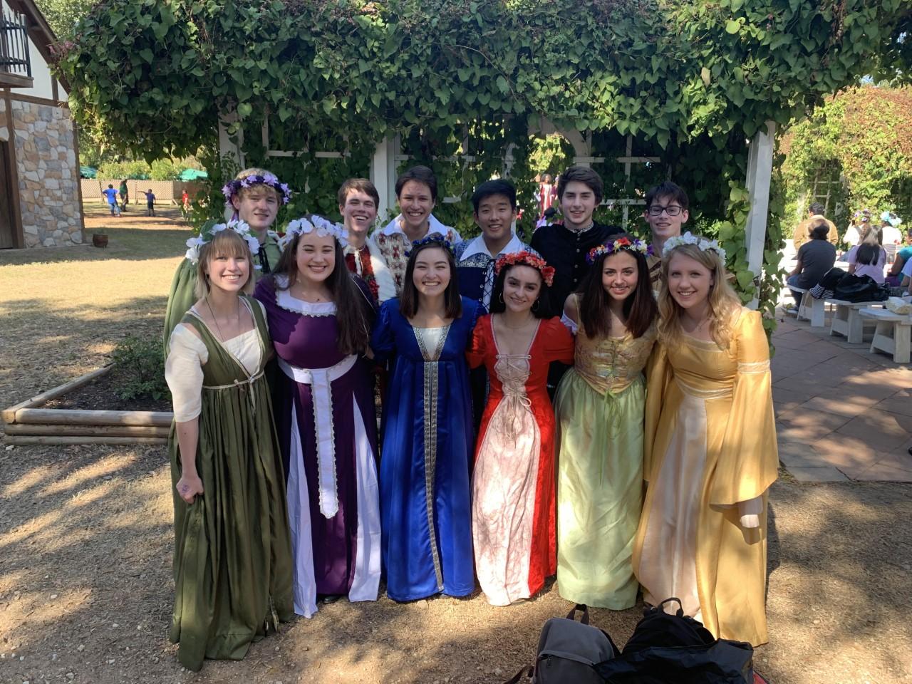 Madrigal Singers 2019-2020