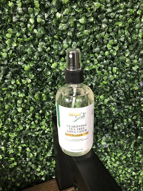 Clarifying Tea Tree & Apple Cider Vinegar Facial Toner