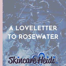 A Loveletter to Rosewater