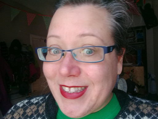 A Love Letter to my Face Cloth - no flannel!