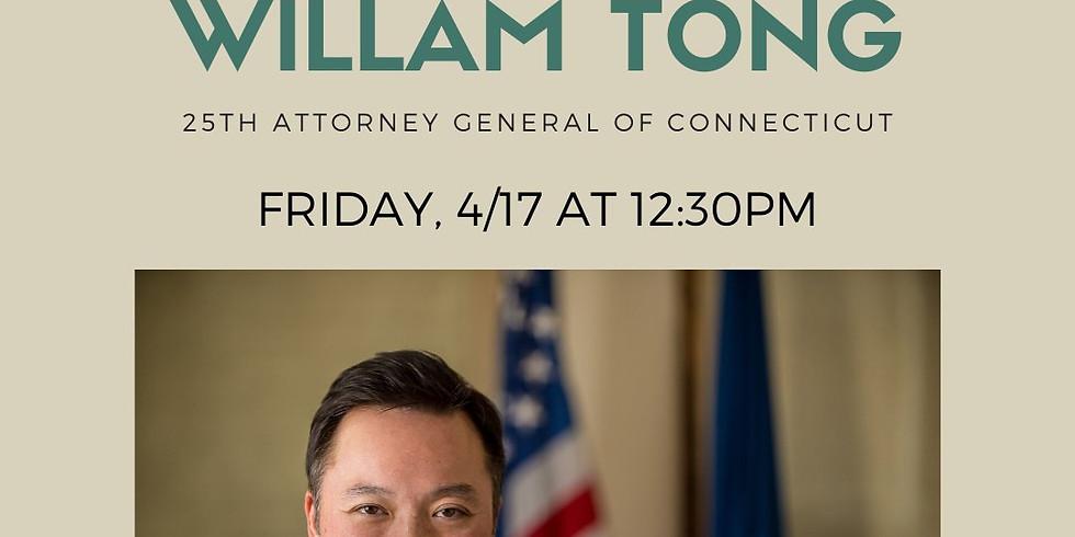 APAICS in Conversation: William Tong