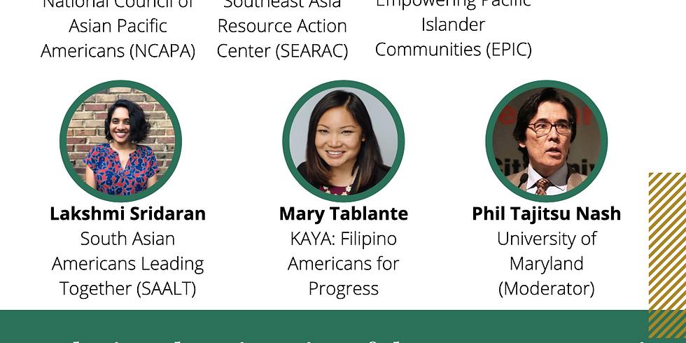 Legislative Leadership Series:  Exploring the Diversity of the AAPI Community