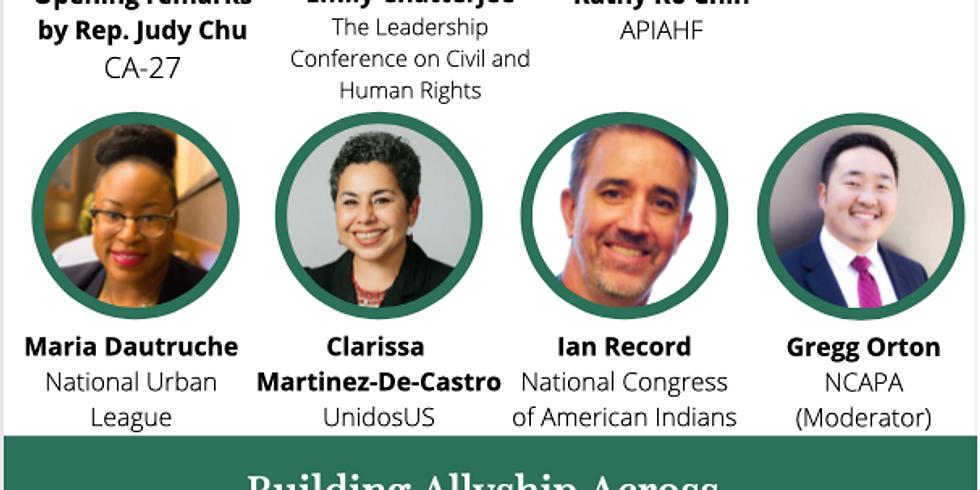 Legislative Leadership Series: Building Allyship Across Communities of Color