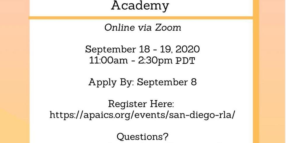 San Diego Regional Leadership Academy