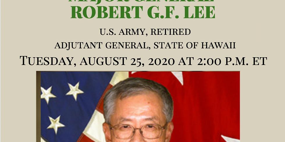 APAICS In Conversation w/ Major General Lee