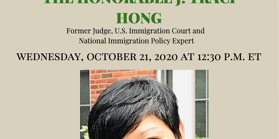 APAICS in Conversation: The Honorable J. Traci Hong