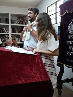 At Beit T'filah Israeli