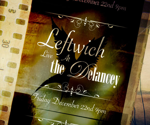 Leftwich Live at the Delancey