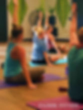 Yoga classes at FazeekFitness Gym
